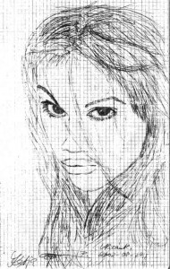 First Drawing 2002